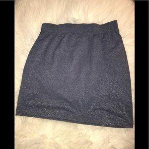 GAP mini skirt.
